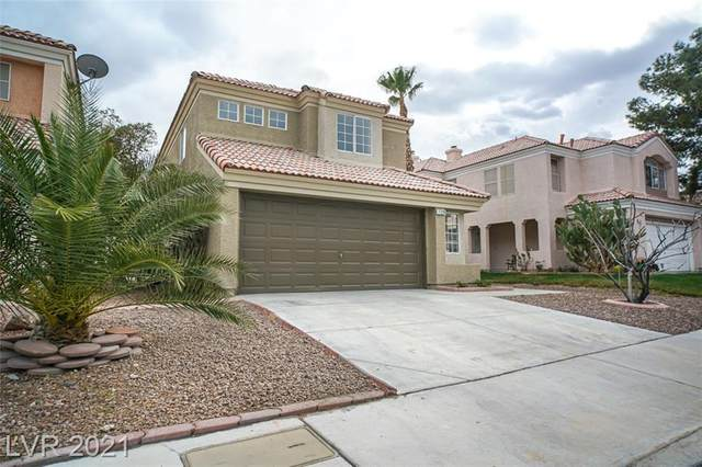 7729 Millhopper Avenue, Las Vegas, NV 89128 (MLS #2274567) :: Hebert Group | Realty One Group