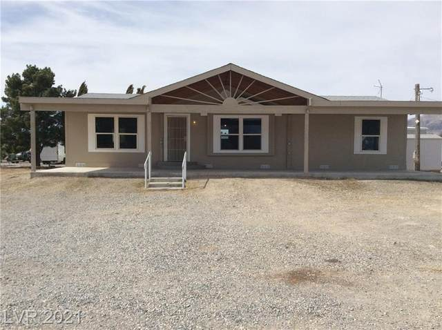 230 W Mcmurray Drive, Pahrump, NV 89060 (MLS #2274577) :: Vestuto Realty Group