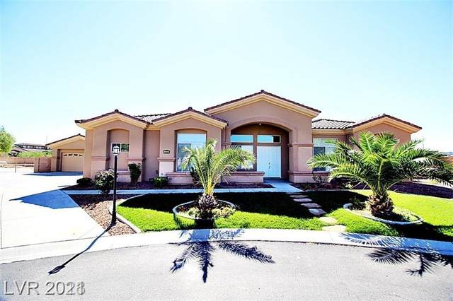 6362 Rockmine Court, Las Vegas, NV 89118 (MLS #2274591) :: Billy OKeefe | Berkshire Hathaway HomeServices
