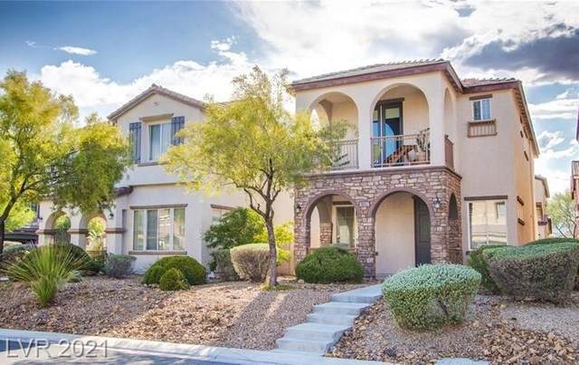 10057 Candy Bouquet Street, Las Vegas, NV 89178 (MLS #2274596) :: Jeffrey Sabel