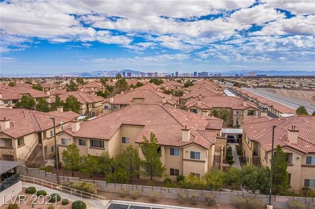 8501 University Avenue #1028, Las Vegas, NV 89147 (MLS #2274597) :: Signature Real Estate Group