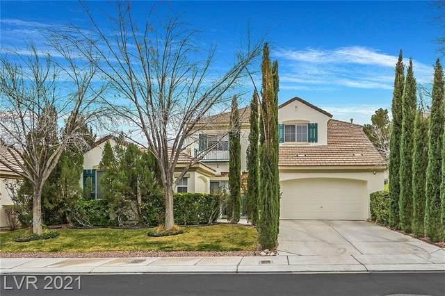 916 Granger Farm Way, Las Vegas, NV 89145 (MLS #2274600) :: Jeffrey Sabel