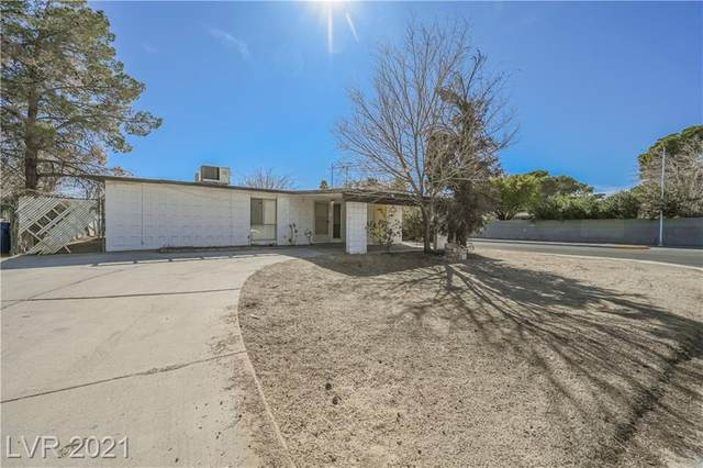 3000 Theresa Avenue, Las Vegas, NV 89101 (MLS #2274612) :: Jeffrey Sabel