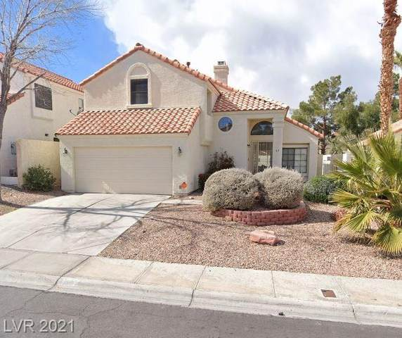 63 Westheimer Road, Henderson, NV 89074 (MLS #2274614) :: Signature Real Estate Group