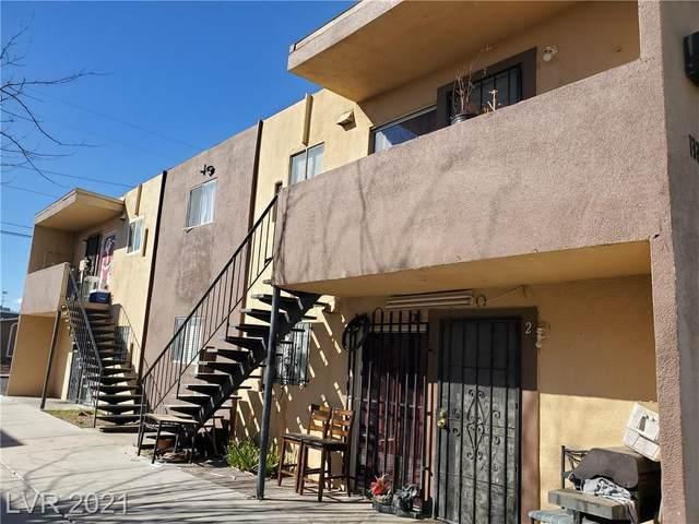 1324 22nd Street, Las Vegas, NV 89101 (MLS #2274617) :: Vestuto Realty Group