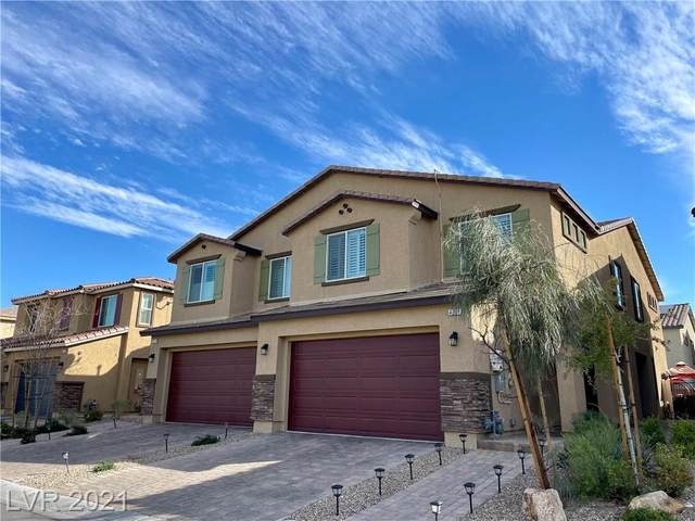4221 Thomas Patrick Avenue, North Las Vegas, NV 89032 (MLS #2274624) :: Signature Real Estate Group