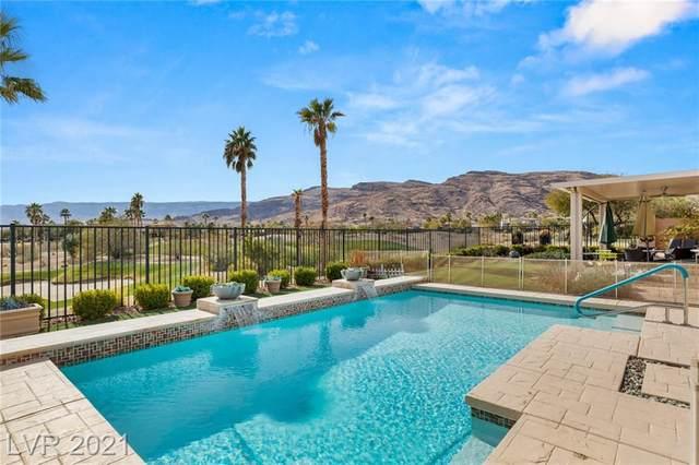 11305 Golden Chestnut Place, Las Vegas, NV 89135 (MLS #2274628) :: Jeffrey Sabel