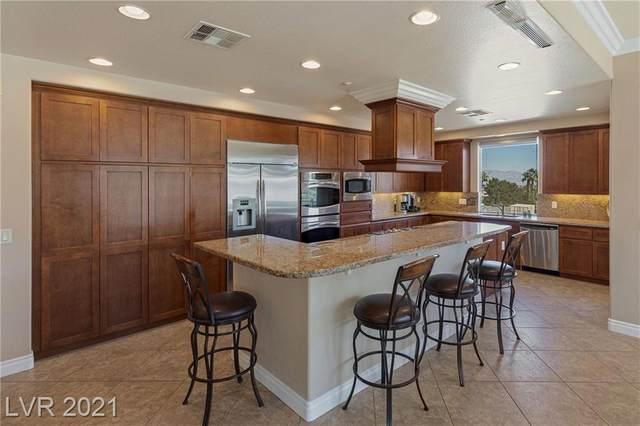 9141 Tesoras Drive #201, Las Vegas, NV 89144 (MLS #2274647) :: Custom Fit Real Estate Group