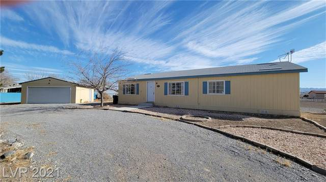 2631 W Wilson Road, Pahrump, NV 89048 (MLS #2274670) :: Jeffrey Sabel