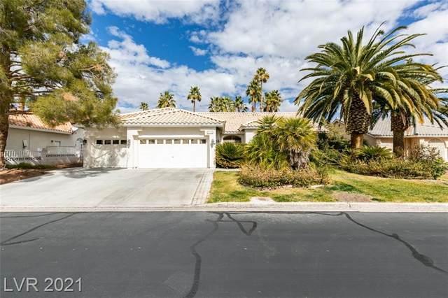3698 Rick Stratton Drive, Las Vegas, NV 89120 (MLS #2274672) :: Jeffrey Sabel