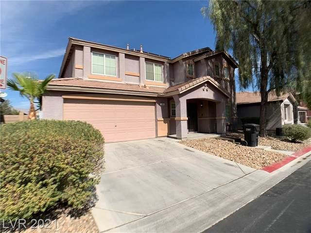 720 Laguna Heights Avenue, North Las Vegas, NV 89081 (MLS #2274676) :: Lindstrom Radcliffe Group