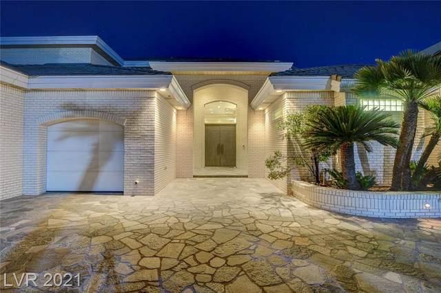 2850 Augusta Drive, Las Vegas, NV 89109 (MLS #2274691) :: Jeffrey Sabel