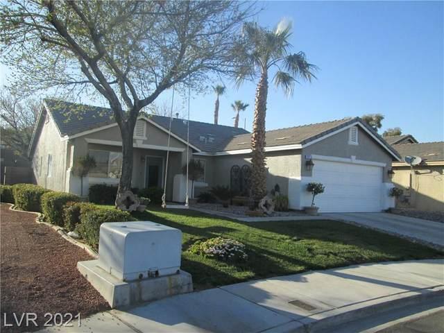 6929 Poseidon Street, Las Vegas, NV 89131 (MLS #2274706) :: Jeffrey Sabel
