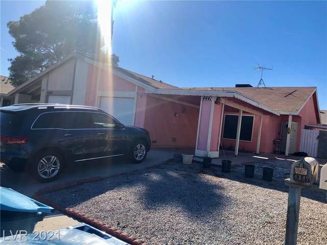 4441 Pineaire Street, Las Vegas, NV 89147 (MLS #2274740) :: Hebert Group | Realty One Group