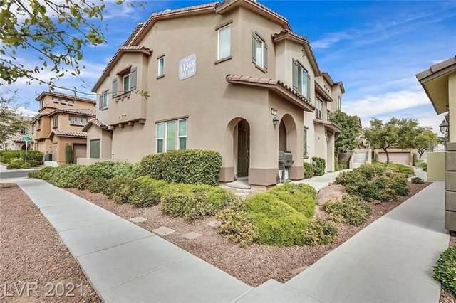 11368 Belmont Lake Drive #104, Las Vegas, NV 89135 (MLS #2274742) :: Jeffrey Sabel