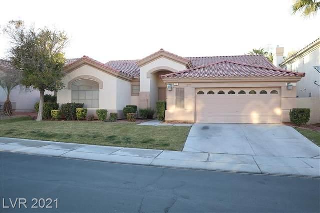 71 Sunset Bay Street, Las Vegas, NV 89148 (MLS #2274755) :: Jeffrey Sabel