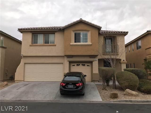 3501 Spotted Sandpiper Street, Las Vegas, NV 89122 (MLS #2274763) :: Billy OKeefe | Berkshire Hathaway HomeServices