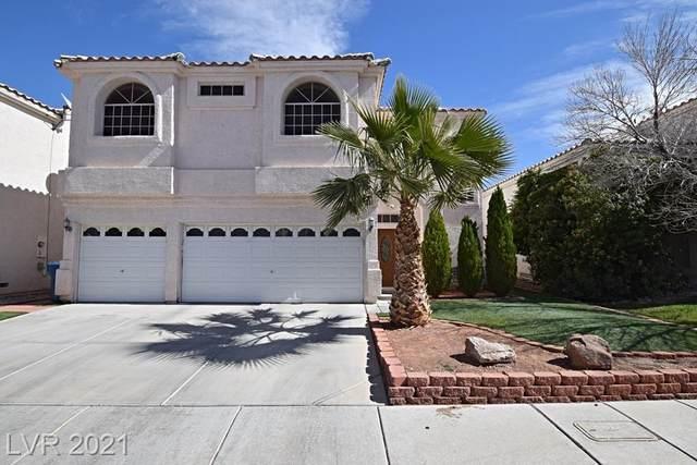 1020 Washington Oaks Street, Las Vegas, NV 89128 (MLS #2274774) :: Signature Real Estate Group