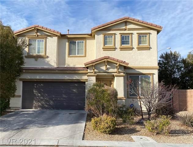 352 Bright Moon Avenue, North Las Vegas, NV 89084 (MLS #2274782) :: Jeffrey Sabel