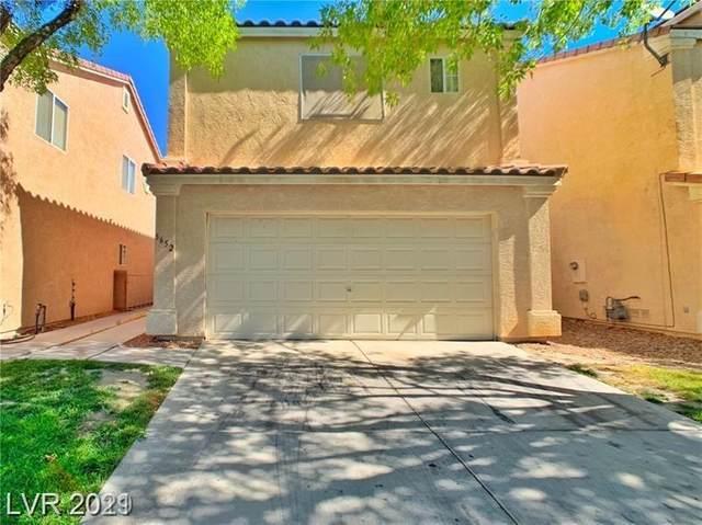 5652 Cactus Thorn Avenue, Las Vegas, NV 89118 (MLS #2274783) :: Jeffrey Sabel