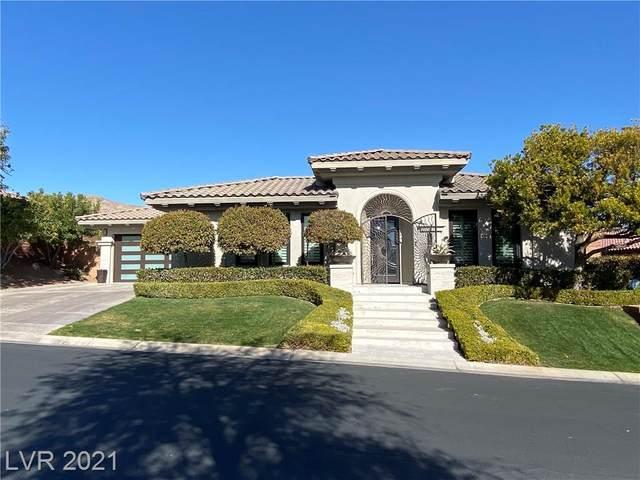 60 Tapadero Lane, Las Vegas, NV 89135 (MLS #2274794) :: Billy OKeefe | Berkshire Hathaway HomeServices