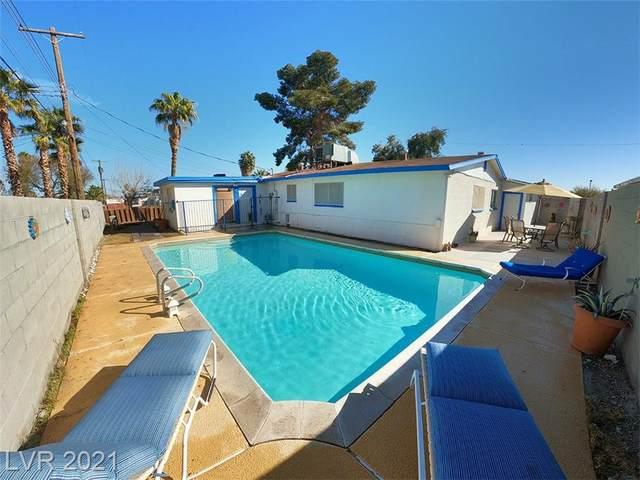 904 Lady Marlene Avenue, Las Vegas, NV 89119 (MLS #2275804) :: Lindstrom Radcliffe Group