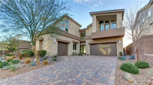 3 Vista Outlook Street, Henderson, NV 89011 (MLS #2275805) :: Vestuto Realty Group