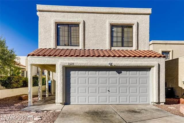 8620 Spruce Lake Circle, Las Vegas, NV 89117 (MLS #2275818) :: Jeffrey Sabel