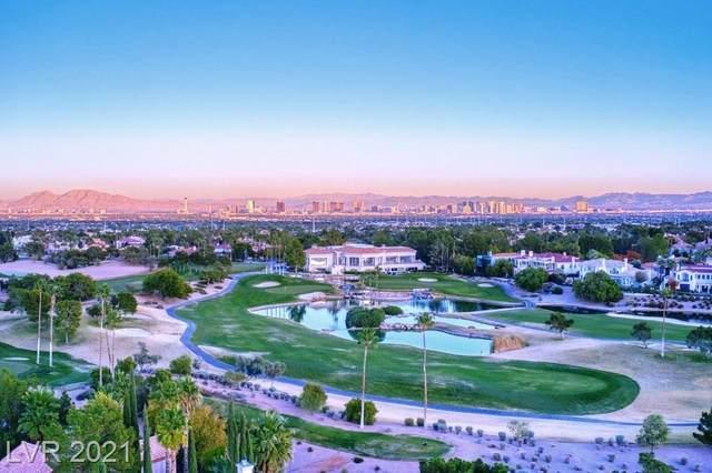 8941 Diamond Falls Drive, Las Vegas, NV 89117 (MLS #2275856) :: Jeffrey Sabel