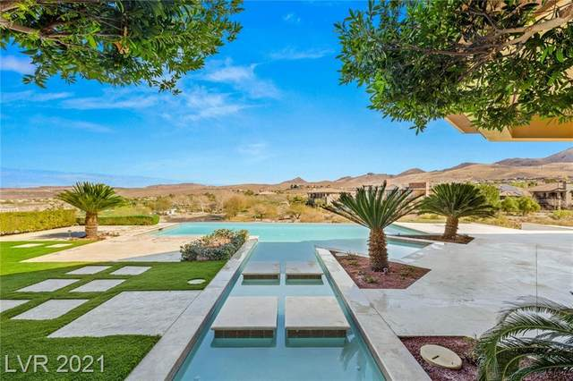 105 Grosse Pointe Place, Henderson, NV 89052 (MLS #2275857) :: Billy OKeefe | Berkshire Hathaway HomeServices