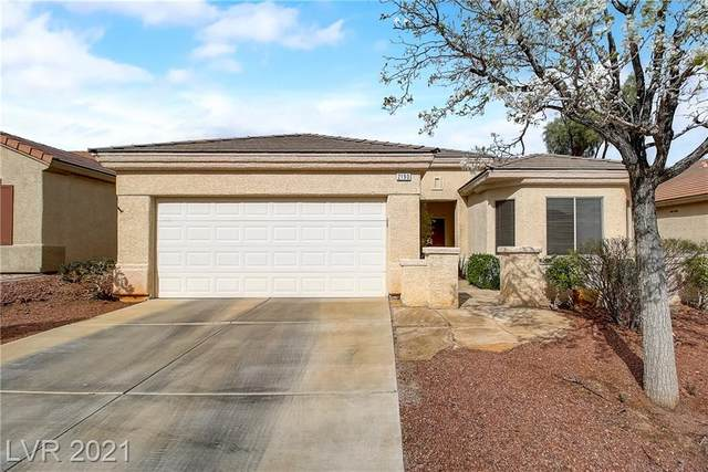 2190 Tiger Links Drive, Henderson, NV 89012 (MLS #2275868) :: Jeffrey Sabel