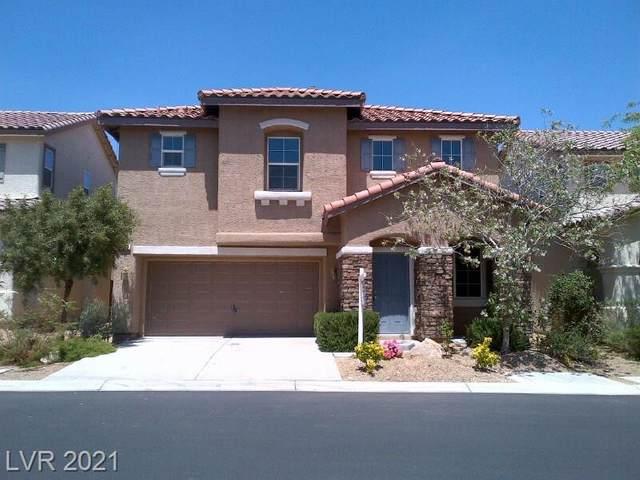 8716 Gateway Glen Drive, Las Vegas, NV 89178 (MLS #2275883) :: Jeffrey Sabel