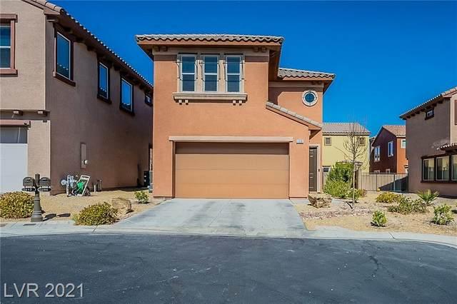 106 Castle Course Avenue, Las Vegas, NV 89148 (MLS #2275910) :: Jeffrey Sabel