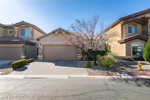 7617 Zermatt Avenue, Las Vegas, NV 89129 (MLS #2275923) :: Signature Real Estate Group