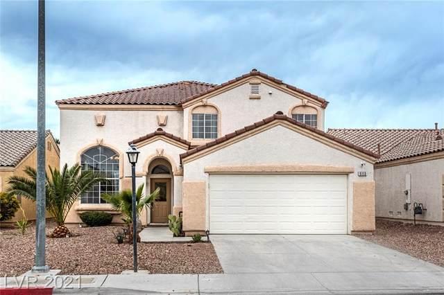 5113 Tropical Rain Street, North Las Vegas, NV 89031 (MLS #2275970) :: The Perna Group