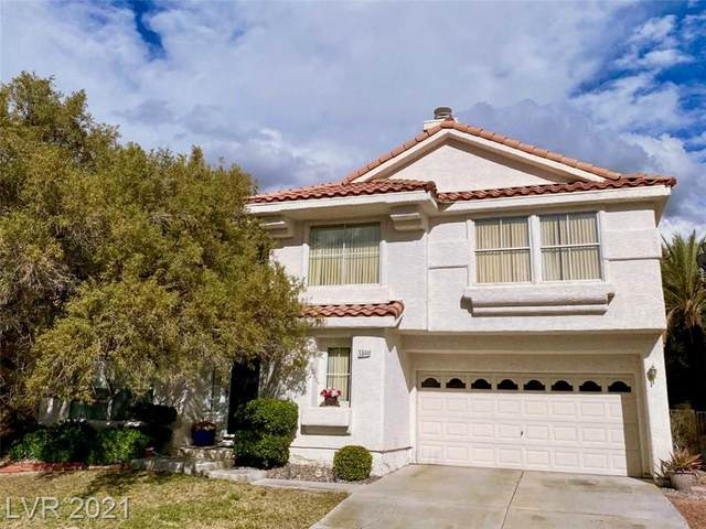 5044 Forest Oaks Drive, Las Vegas, NV 89149 (MLS #2275978) :: Signature Real Estate Group