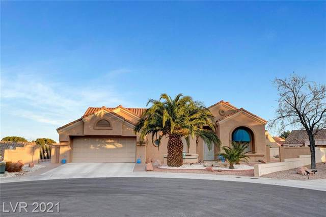 2812 Brianwood Court, Las Vegas, NV 89134 (MLS #2276040) :: Jeffrey Sabel