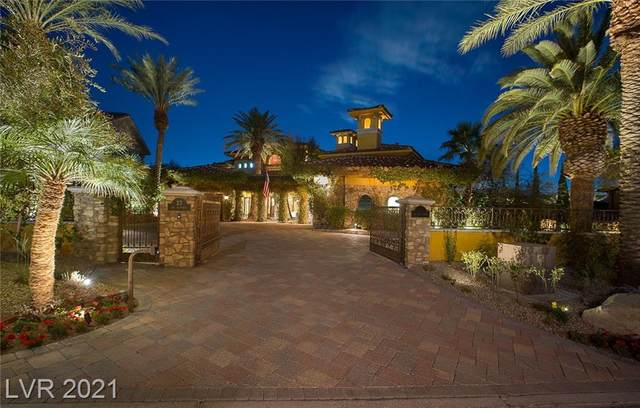 23 Rue Mediterra Drive, Henderson, NV 89011 (MLS #2276044) :: Signature Real Estate Group