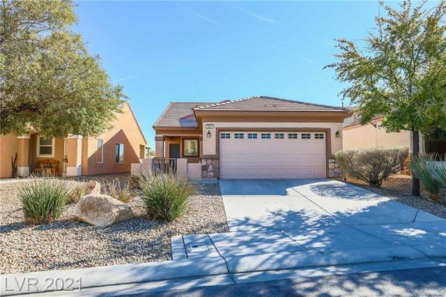 3021 Kingbird Drive, North Las Vegas, NV 89084 (MLS #2276057) :: Jeffrey Sabel