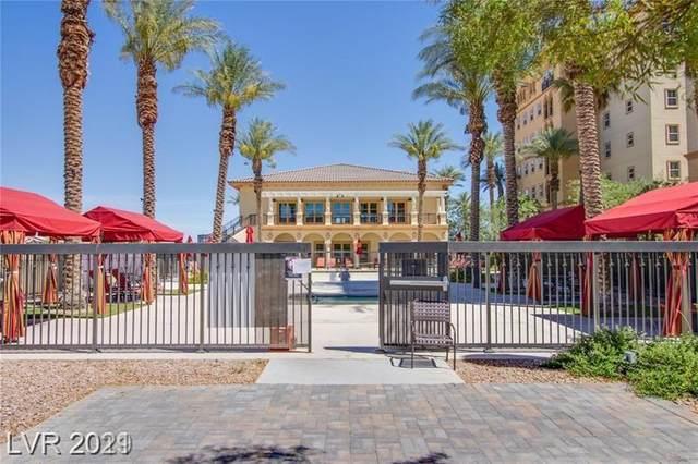 2455 Serene Avenue #222, Las Vegas, NV 89123 (MLS #2276066) :: Signature Real Estate Group