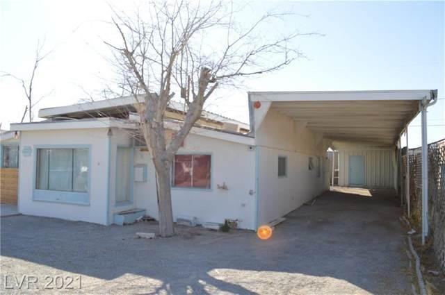 2233 Tomlinson Lane, Las Vegas, NV 89156 (MLS #2276077) :: Hebert Group | Realty One Group
