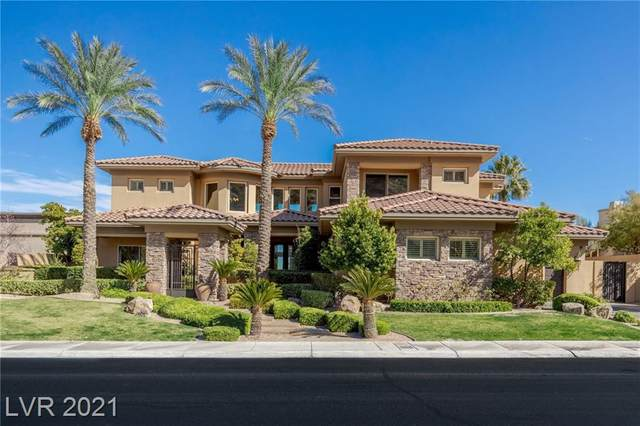 2714 Red Arrow Drive, Las Vegas, NV 89135 (MLS #2276080) :: ERA Brokers Consolidated / Sherman Group