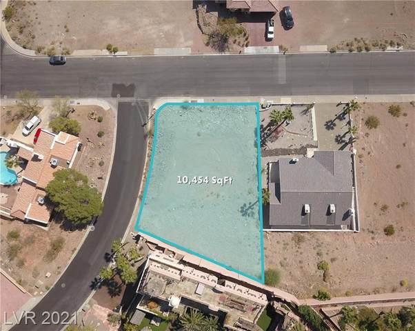 1012 Keys Drive, Boulder City, NV 89005 (MLS #2276097) :: Signature Real Estate Group