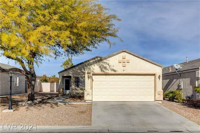 5416 Pepperpike Avenue, Las Vegas, NV 89130 (MLS #2276100) :: Hebert Group | Realty One Group