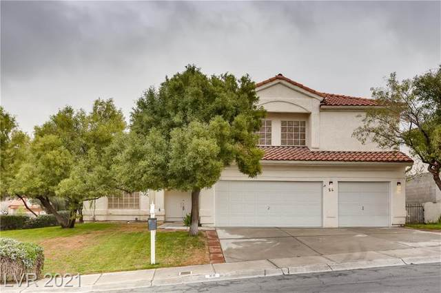 22 Almond Drive, Henderson, NV 89074 (MLS #2276119) :: Jeffrey Sabel