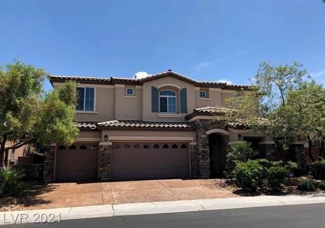 8445 Cambrils Avenue, Las Vegas, NV 89178 (MLS #2276125) :: Jeffrey Sabel