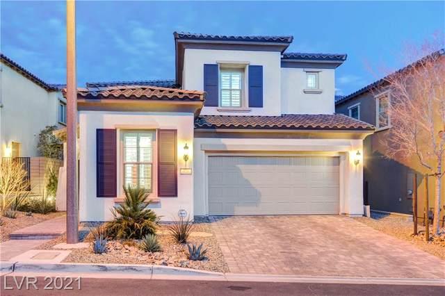 320 Evante Street, Las Vegas, NV 89138 (MLS #2276128) :: Jeffrey Sabel
