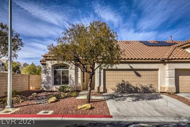 9798 Hickory Crest Court, Las Vegas, NV 89147 (MLS #2276132) :: Jeffrey Sabel