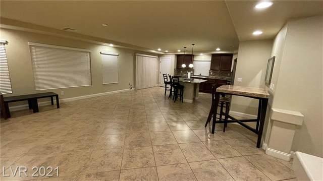 8358 Accolade Street, Las Vegas, NV 89139 (MLS #2276143) :: Jeffrey Sabel