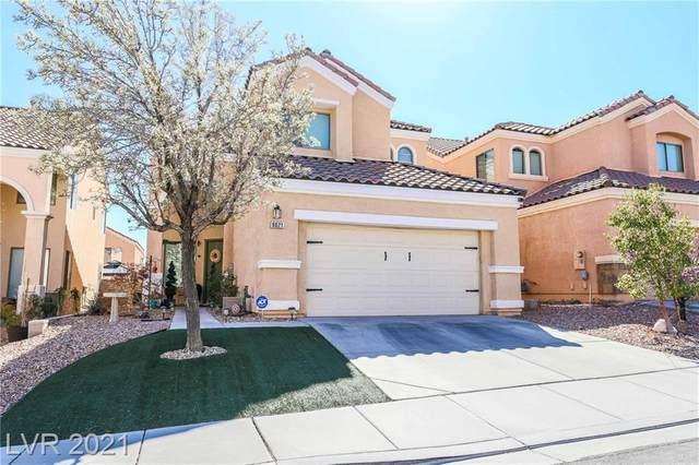 9021 High Horizon Avenue, Las Vegas, NV 89149 (MLS #2276155) :: Billy OKeefe | Berkshire Hathaway HomeServices